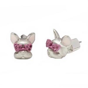 KATE SPADE • Francois Dog Earrings